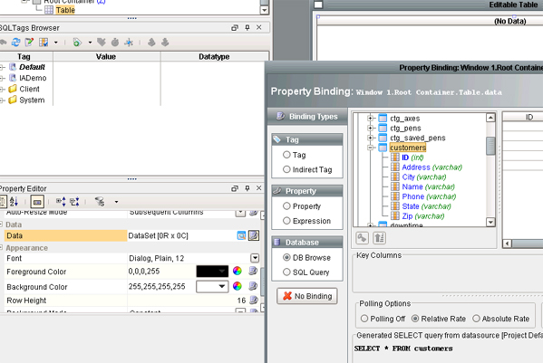 How To: Create an Editable Table in FactoryPMI - Inductive